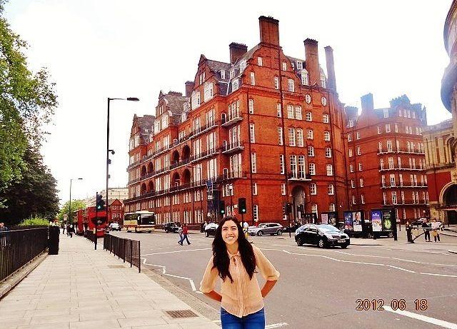 Londres y Arquitectura se respira con el corazón