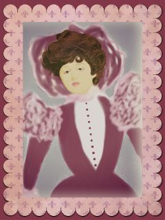 drawing challenge drawing woman victorian