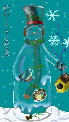 dcsnowman drawstepbystep drawing christmas snow
