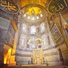 istanbul hagia sofia travel photography relegions