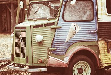 photography vintage summer cars photostory