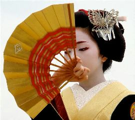 japan geisha beautiful awesome