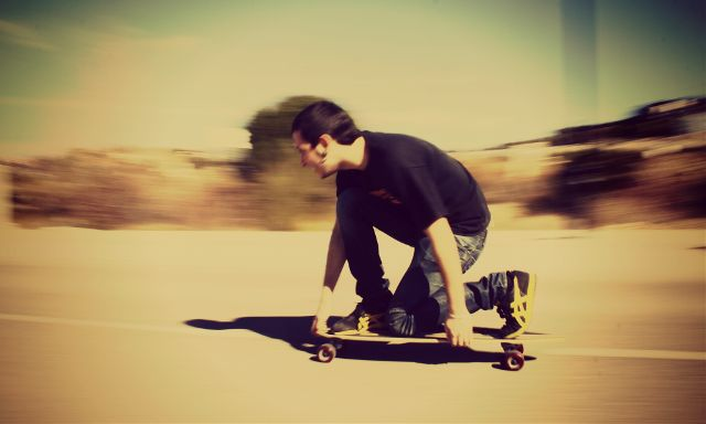 motion blur photo editing