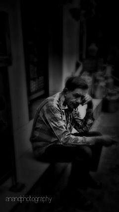 wapblackandwhite-hdr black & white emotions hdr photography