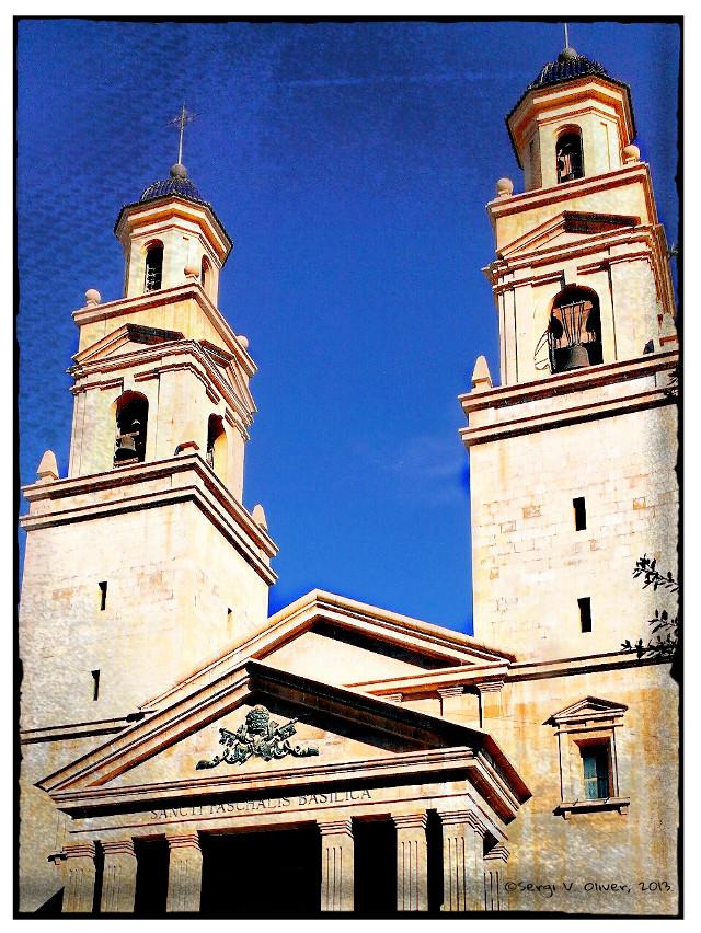 Basilica of Sant Pasqual (Vila-real, Comunitat Valenciana, Spain)