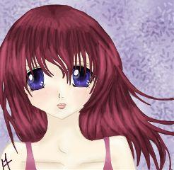 draw drawing anime manga dcanime