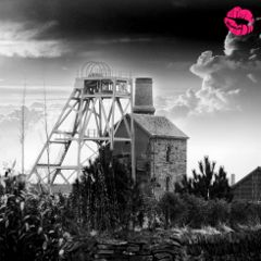 black & white mining cornwall photography scenic