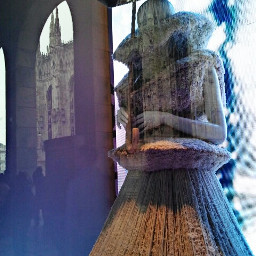 fashion architecture reflection
